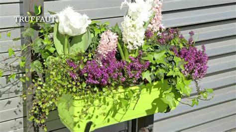 Planter Des Pensées En Jardiniere by Jardiniere Balcon