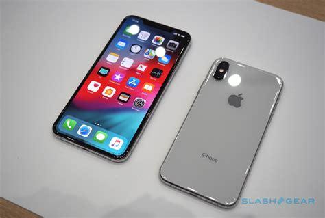 apple iphone xs  iphone xs max gallery slashgear