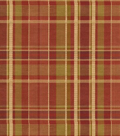 plaid upholstery fabric upholstery fabric covington burgess plaid jo ann