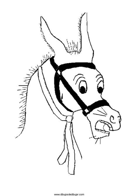 donkey ears coloring page dibujos de burros para colorear e imprimirdibujos de dibujar