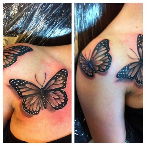 butterfly tattoo realism realistic butterfly tattoos gallery please click the