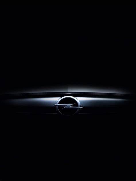 opel logo wallpaper android best wallpapers opel logo dark subtle android