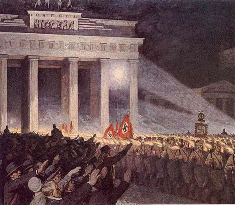 hitler house painter arthur kf victory in 1933 1938 the painting