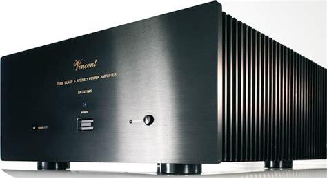 vincent audio sp mk hybrid vacuum tube power amplifier
