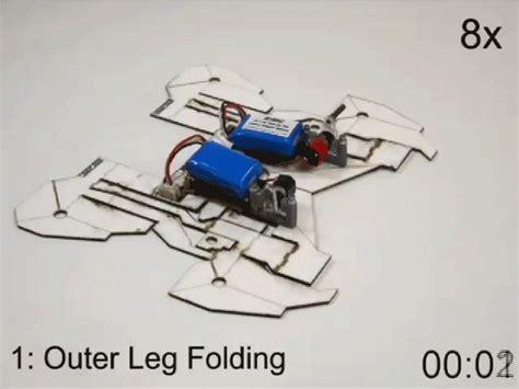 How To Make A Paper Transformer Robot - o singular rob 244 de origami