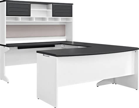 altra furniture altra pursuit u shaped computer desk with hutch 100 black coffee tables and end gaming computer desk office furniture