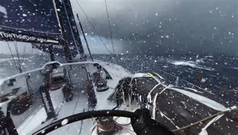video   drive  volvo ocean  scuttlebutt sailing news
