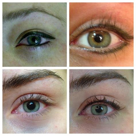 tattoo eyeliner photos permanent makeup eyeliner styles www imgkid com the