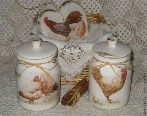 Decoupage On Glass Jars - 17 best images about decoupage glass jars and tins on