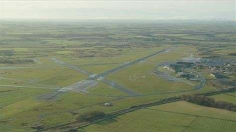 airport fails  secure government funding tyne tees
