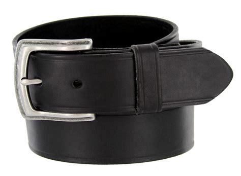 39261304 s genuine leather work belt 1 1 2