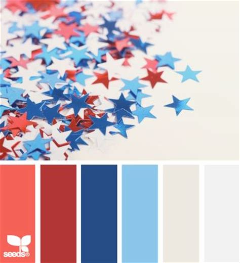 patriotic colors design seeds color palettes and seeds on