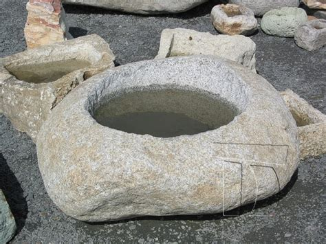 TA?ÇI Natural Stone Products Modern Bird Baths other metro by TASCI