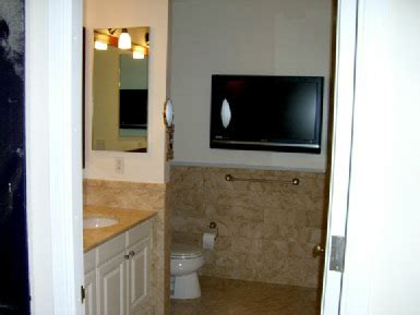 how to install tv in bathroom tv installation in the bathroom solderblogs