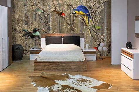 Tapisserie Murale Contemporaine by Papier Peint Animaux Izoa