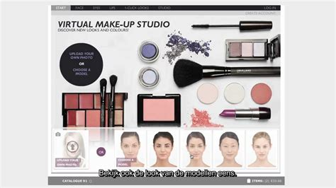 Make Up Oriflime oriflame make up studio tutorial