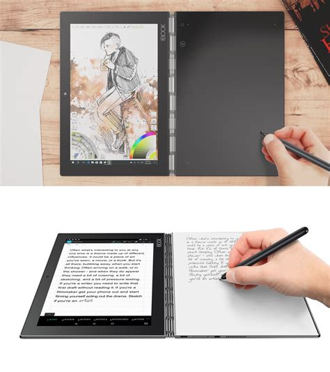 best tablet for writing papers lenovo s beautiful tablet laptop hybrid also captures what