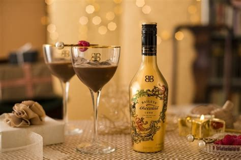 baileys chocolat luxe presents the perfect christmas gift