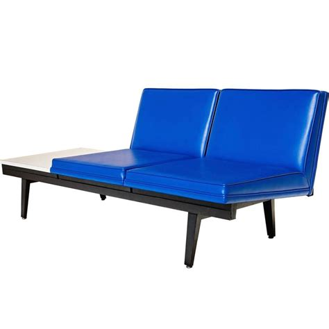 sofa steel frame quot steel frame quot sofa by george nelson for sale at 1stdibs