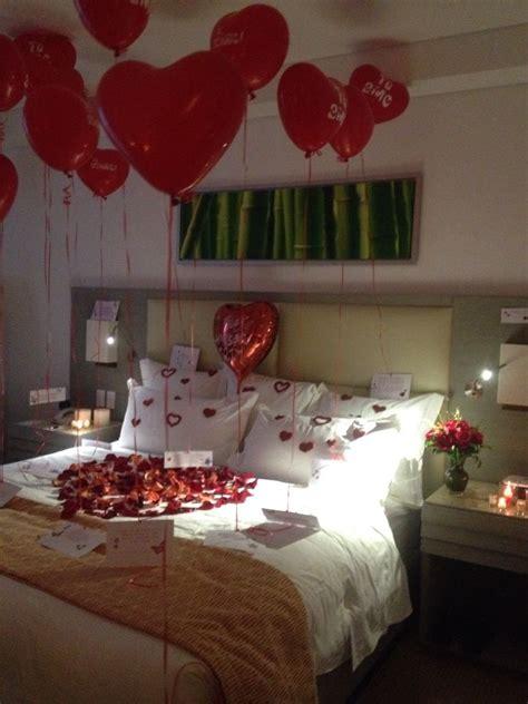 ideas para decorar una habitacion de aniversario decoraci 243 n rom 225 ntica para la noche de bodas o aniversario