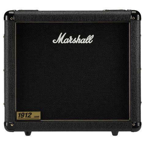 marshall 1912 1x12 quot guitar speaker cab at gear4music com