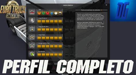 mod de save game para ets2 btstore mods para ets2 perfil completo do euro truck
