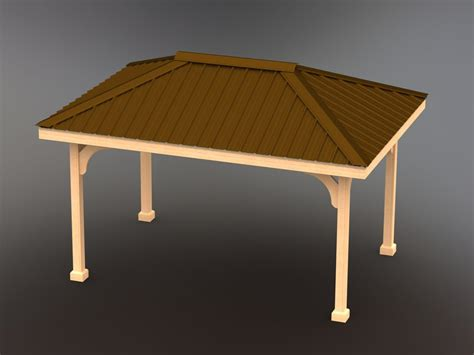 gazebo roof plans gazebo with hip roof building plans diy backyard