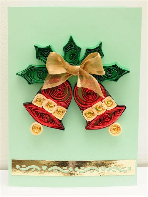 images christmas quilling quilling christmas card quilling art pinterest