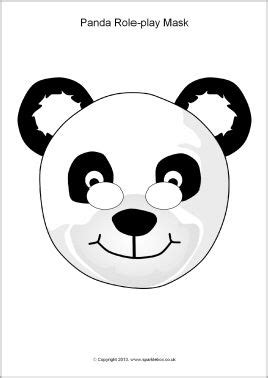 printable animal role play masks 40 best images about maskers on pinterest mask for kids