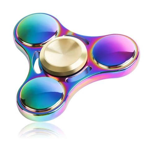 Twisted Rainbow Spinner Premium Quality the best fidget spinners and fidget cubes ign
