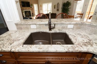 Silgranit Countertops by Granite Countertop Gallery St Louis Gallery Arch City