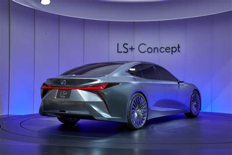 2020 Lexus Ls by Lexus Ls Is A Concept Of The 2020 Ls Facelift With