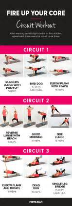 printable workout popsugar fitness