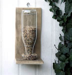 Cut Glass Chandelier 10 Mangiatoie Per Uccelli Con Materiali Riciclati Greenme