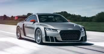 Is The Audi Tt Turbo Audi Tt Clubsport Turbo Concept Teknikens V 228 Rld