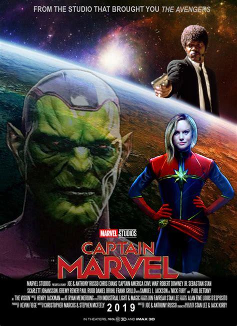 captain marvel captain marvel poster by jackjack671120 on deviantart