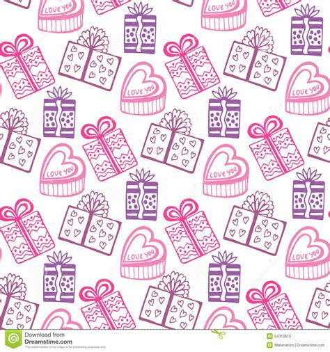 birthday pattern pink vector gift seamless pattern seamless happy birthday or