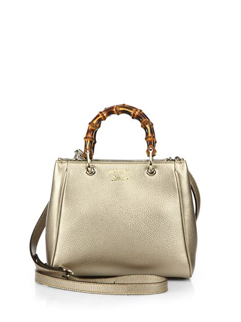 Gucci 8634 Gld For 2 gucci handbag with bamboo handle crazylarrys co uk