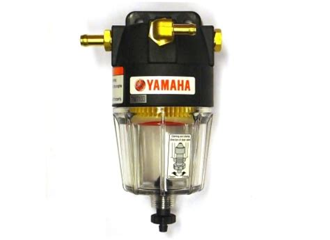 yamaha water separating fuel filter   hp marine outboard motor  fuel filters