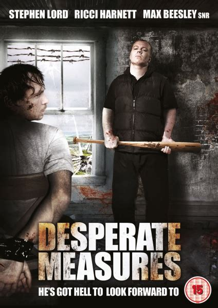 Desperate Measures desperate measures desperate measures 2011