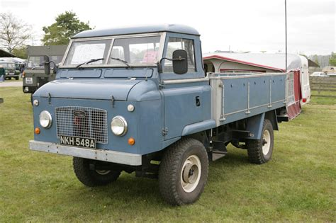 Land Rover Series Iia Forward Control Picture 2