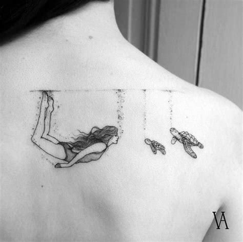 tattoos and swimming 101 girly tattoos you ll wish you had this summer swim