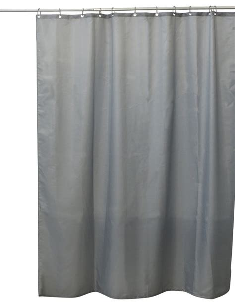 solid colored shower curtains shower curtain polyester solid colors contemporary