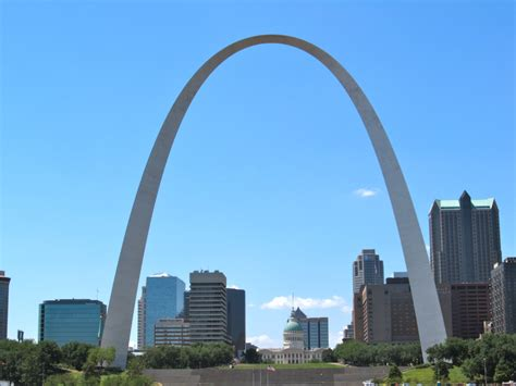 conic sections in the real world the gateway arch in st louis jim mancari