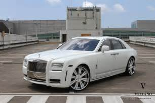 Rolls Royce Ghose Mansory Rolls Royce Ghost By Mc Customs Car Tuning