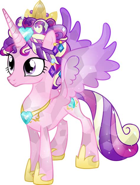 princess cadence mlp age chart behold the crystal princess by theshadowstone deviantart