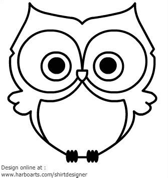 printable outline of an owl owl outline owls freelance flash development owl
