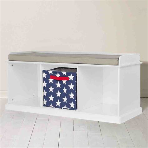 white bench seat with storage white storage bench seat home furniture design