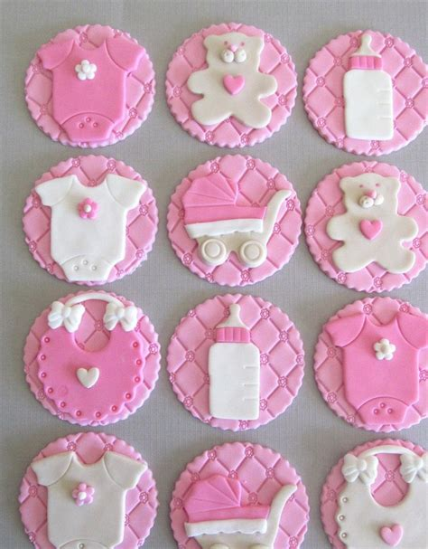 How To Make Baby Shower Cupcakes by 1000 Ideas About Baby Cupcake Toppers On Baby
