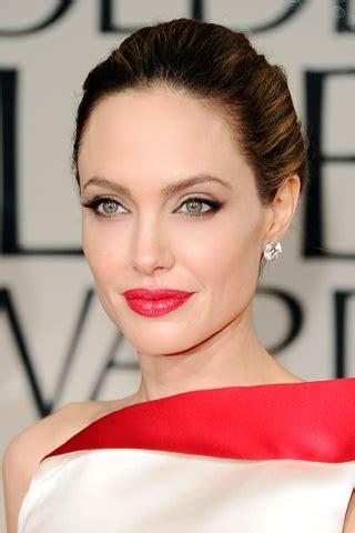Angelina Jolie Eye Makeup